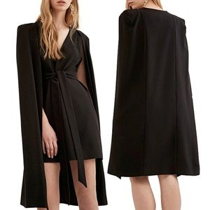 Dresses & Skirts - LOWEST PRICE Black Cape Dress